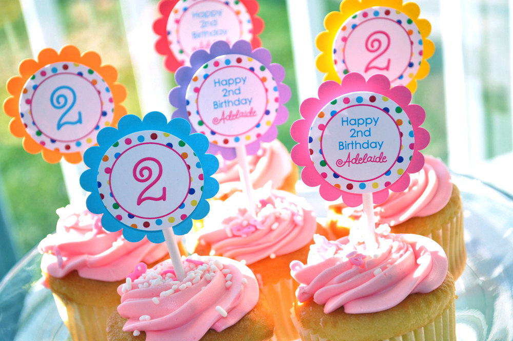 Favor Tags Birthday Party