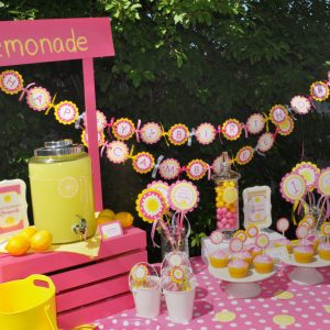 Lemonade Party
