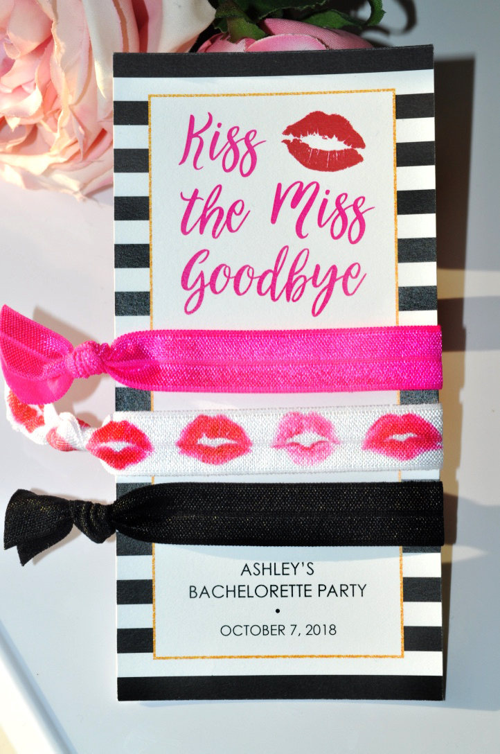 Hair Tie Kiss The Miss Goodbye 8fda3619a79